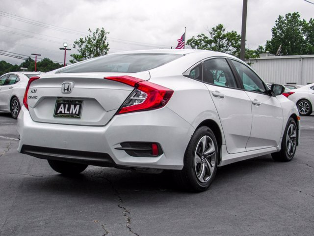 Pre-Owned 2019 Honda Civic Sedan LX