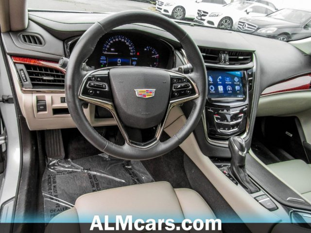 Pre-Owned 2016 Cadillac CTS Sedan RWD