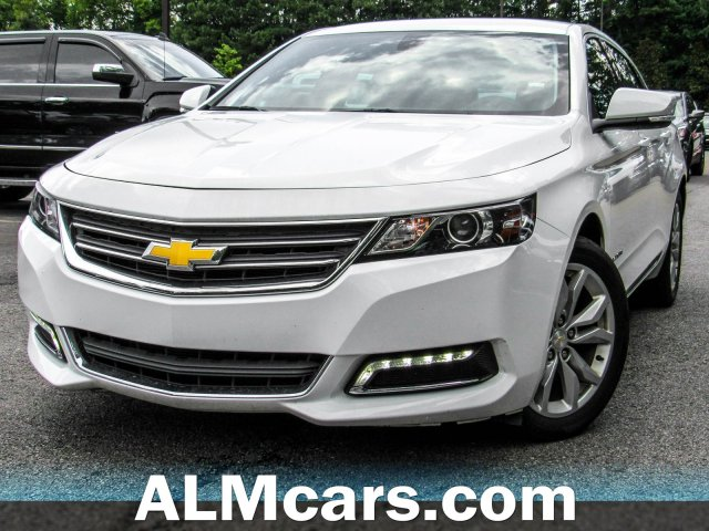 Pre-Owned 2018 Chevrolet Impala LT