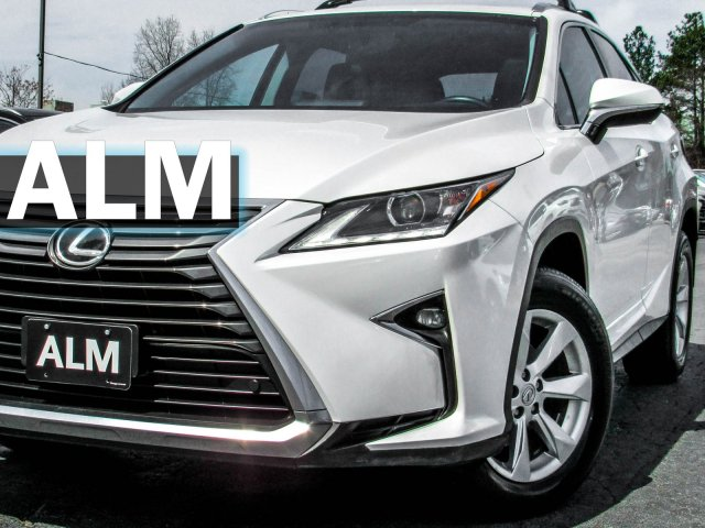 Pre Owned Lexus >> Pre Owned 2016 Lexus Rx 350 Base Awd