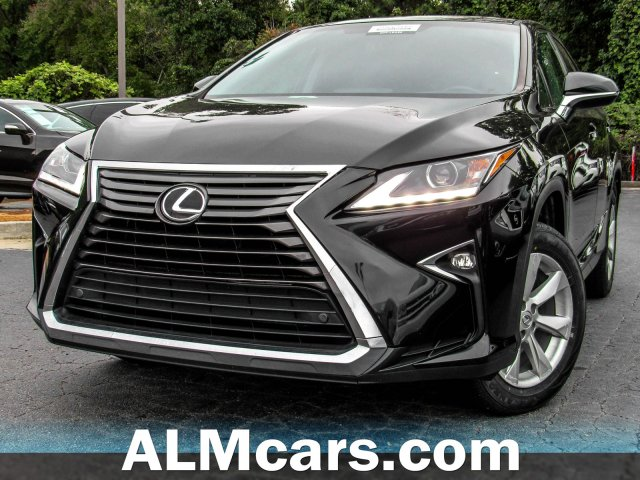 Pre Owned Lexus >> Pre Owned 2016 Lexus Rx 350 Base Fwd Sport Utility