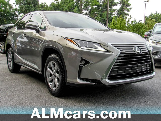 Pre Owned Lexus >> Pre Owned 2018 Lexus Rx Rx 350 Fwd Sport Utility