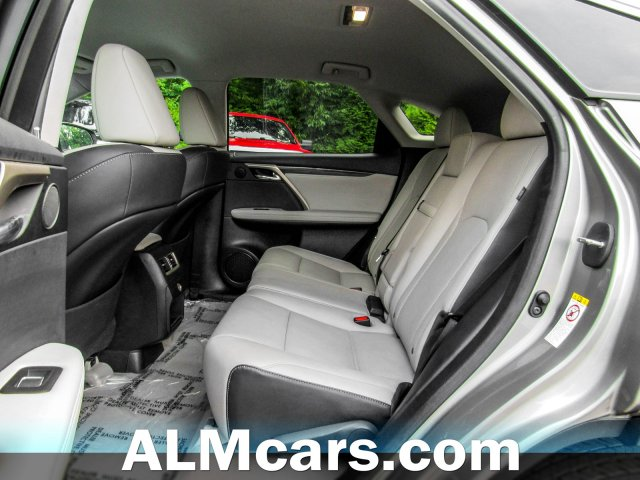Wondrous Pre Owned 2018 Lexus Rx Rx 350 Fwd Sport Utility Gmtry Best Dining Table And Chair Ideas Images Gmtryco