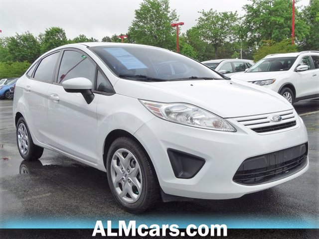 Pre-Owned 2012 Ford Fiesta S