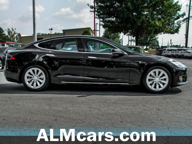 Pre Owned Tesla >> Pre Owned 2018 Tesla Model S 75d With Navigation Awd