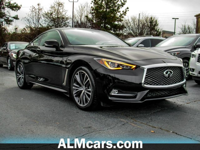 Pre-Owned 2018 INFINITI Q60 2.0t PURE