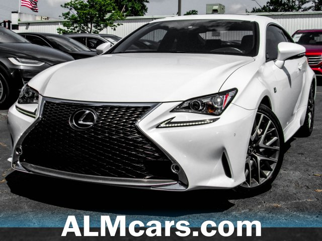 Pre-Owned 2016 Lexus RC 350 Base