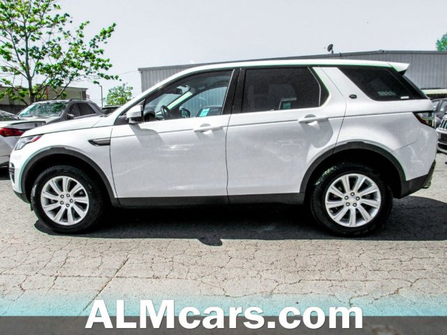 Pre-Owned 2018 Land Rover Discovery Sport SE