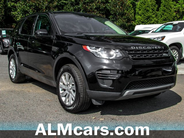 Land Rover Discovery Sport 2018 >> Pre Owned 2018 Land Rover Discovery Sport Se 4wd