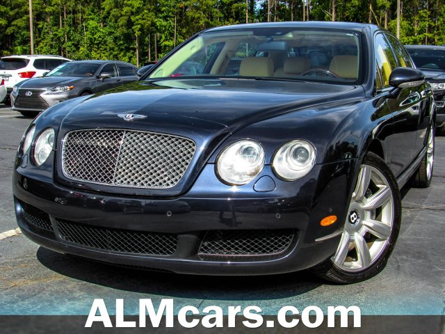 Pre-Owned 2008 Bentley Continental Flying Spur Flying Spur