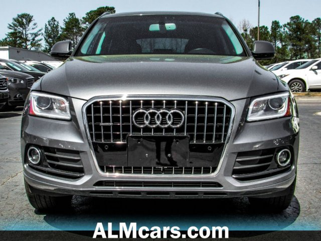 Pre-Owned 2015 Audi Q5 Premium Plus