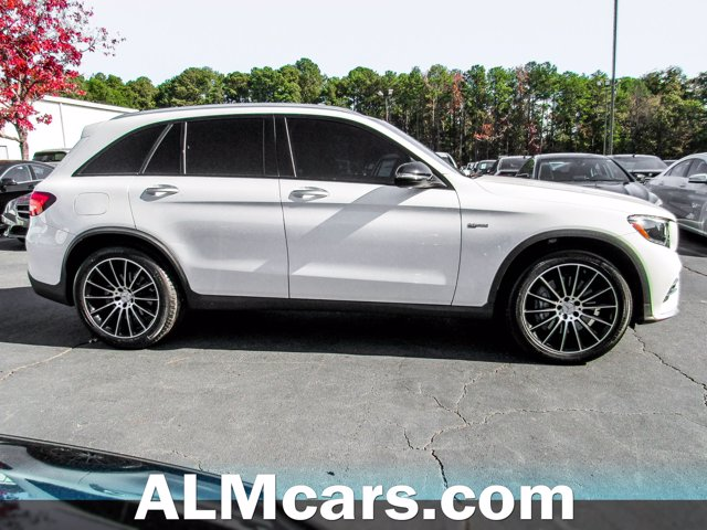 Pre-Owned 2017 Mercedes-Benz GLC AMG® GLC 43