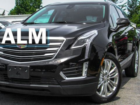 Pre-Owned 2018 Cadillac XT5 Premium Luxury AWD