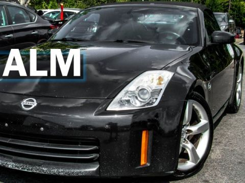 Pre-Owned 2007 Nissan 350Z Grand Touring
