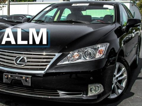 Pre-Owned 2012 Lexus ES 350 Base