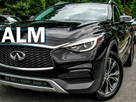 Pre-Owned 2018 INFINITI QX30 Luxury