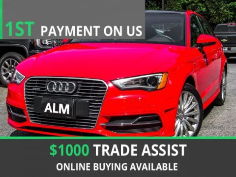 Pre-Owned 2016 Audi A3 e-tron Premium FWD Hatchback