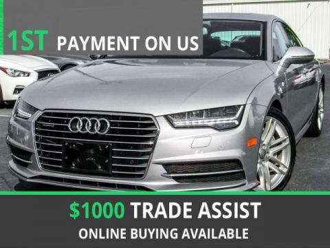 Pre-Owned 2016 Audi A7 3.0 Premium Plus With Navigation & AWD