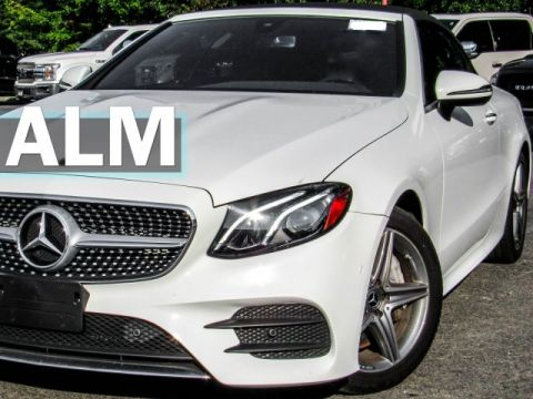 Pre-Owned 2018 Mercedes-Benz E-Class E 400