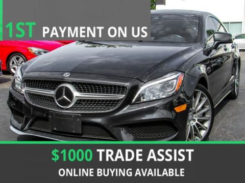 Pre-Owned 2016 Mercedes-Benz CLS CLS 550 With Navigation